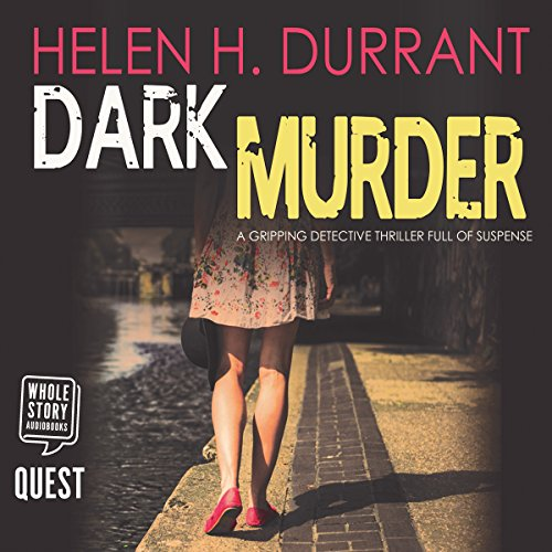 Dark Murder audiobook cover art