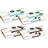 2 BiPacks de Postres Vegetales Coco Natural + 2 BiPacks de Postres Vegetales Coco Chocolate. Postre vegetal. Alternativas a los lácteos sabor, textura). Aptos Intolerancia Lactosa. 4 x 220g (8 x 110g)