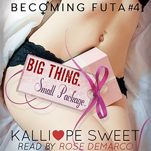 Big Thing. Small Package. audiobook cover art