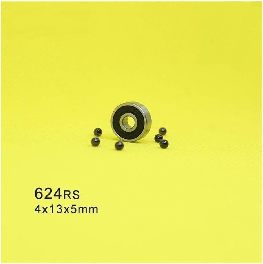 Majhengg 624 3NC 624RS 624HC Hybrid Ceramic Bearing ABEC-1 (1 PC