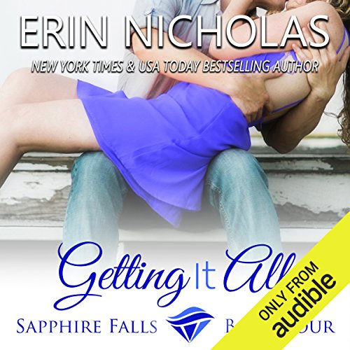 Getting It All audiobook cover art