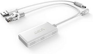 VONETS AC1200 Mini Wireless Bridge Repeater Wi-Fi Dual Band Bridge Range Extender, 100M Network Port (VAP11AC)