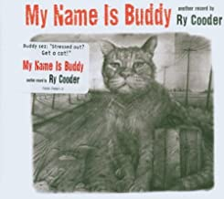 Cooder, Ry My Name Is Buddy World-&Ethno-Jazz