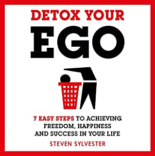 Detox Your Ego audiobook cover art