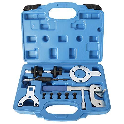 FreeTec Motor Einstellwerkzeug Kompatibel für Alfa Romeo, Citroen, FIAT, Ford, Lancia, Suzuki und Opel 1.3 Liter...