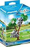 PLAYMOBIL Family Fun - 2 Koala's Met Baby 70352