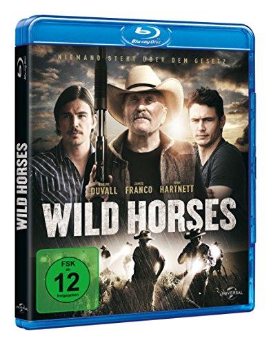 WILD HORSES - MOVIE [Blu-ray]