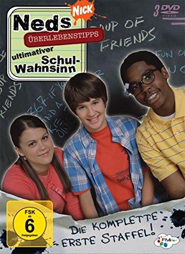 Neds ultimativer Schulwahnsinn - Staffel 1 [3 DVDs]