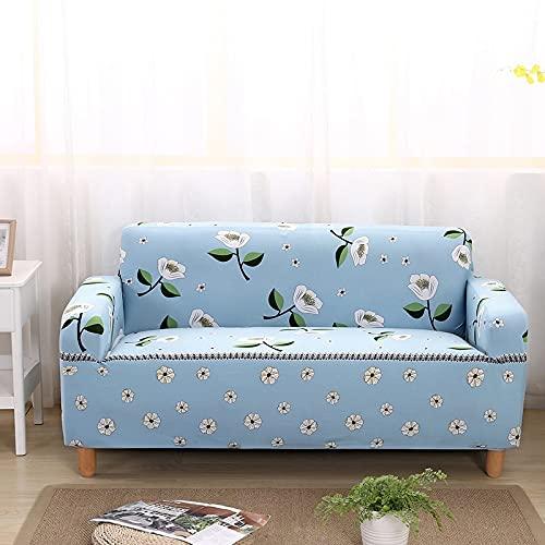 Fundas elásticas elásticas para sofá, Fundas universales para sofá, Funda de Esquina para sofá seccional para decoración del hogar A15, 1 Plaza