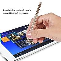タッチペン、携帯電話用、フルプラスチック製造タッチペン、携帯電話用(Golden, note5 S-pen)
