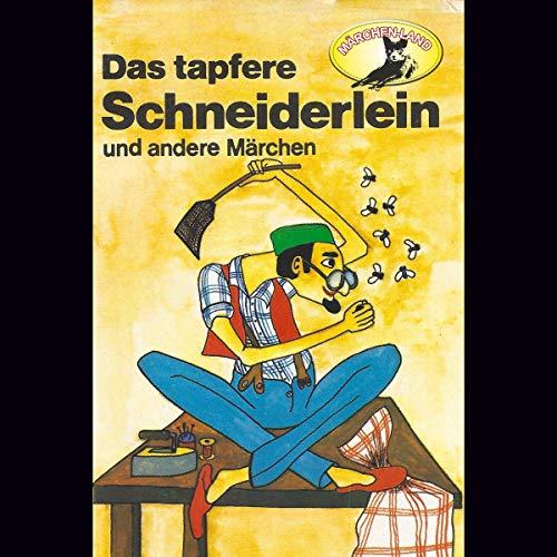 Das tapfere Schneiderlein / Der Schatzgräber Titelbild