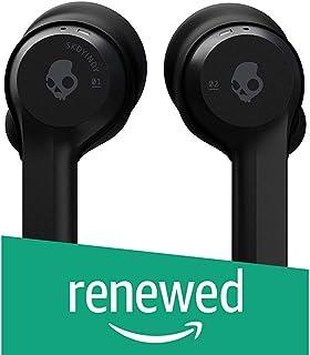 Skullcandy Indy True Wireless in-Ear Earbud - Black (Renewed)
