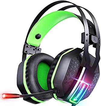 Mifanstech V-10 Gaming Headset for Xbox One, PS4, PS5 & PC
