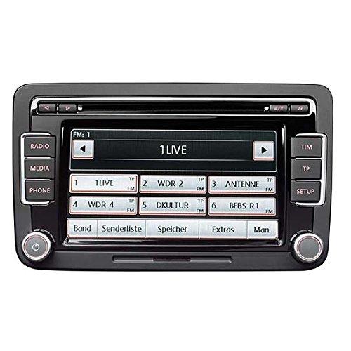 Volkswagen Autoradio RCD 510, Touchscreen, EU