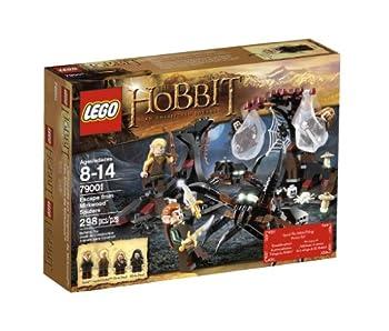 LEGO The Hobbit The Hobbit Escape from Mirkwood Spiders - 79001