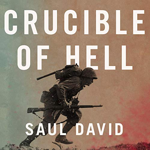 Crucible of Hell: Okinawa audiobook cover art