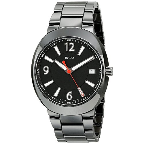 Rado R15517152 D-Star Xl Ceramic Quartz Gent R15517152 Watch