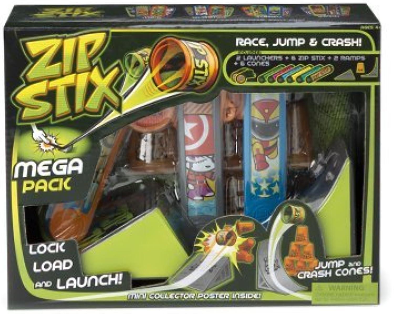 nueva gama alta exclusiva Hog Wild Zipstix Mega Pack Pack Pack  El ultimo 2018