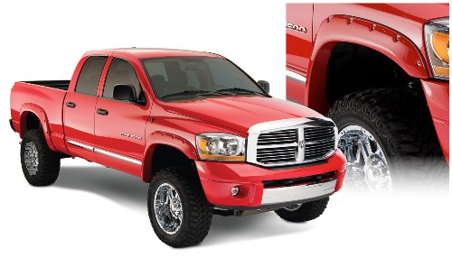 dodge fender flares bushwacker - 3