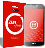 ZenGlass Flexible Glas-Folie kompatibel mit LG K8 2017 Panzerfolie I Bildschirm-Schutzfolie 9H