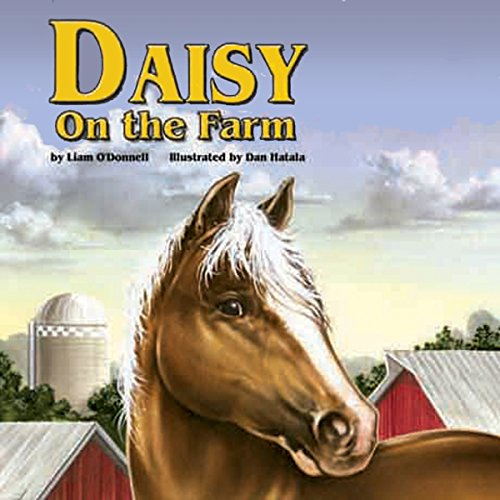 Daisy On the Farm audiobook cover art