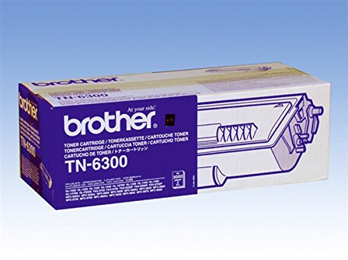 Brother FAX 8360 P TN 6300 original Toner Kartusche SchwarzBlack