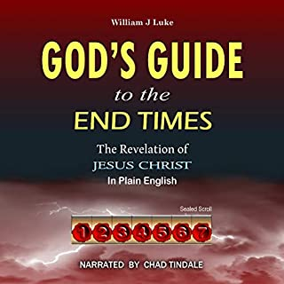 God's Guide to the End Times audiobook cover art