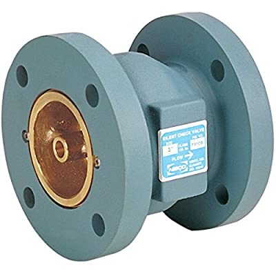 """NIBCO F910B-LF Silent Check Valve Lead-Free, Class 125, Flanged, Bronze Seat, 3"""" from NIBCO"""