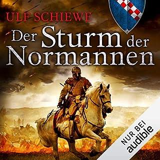Der Sturm der Normannen     Normannen-Saga 4              Autor:                                                                                                                                 Ulf Schiewe                               Sprecher:                                                                                                                                 Reinhard Kuhnert                      Spieldauer: 12 Std. und 42 Min.     531 Bewertungen     Gesamt 4,7