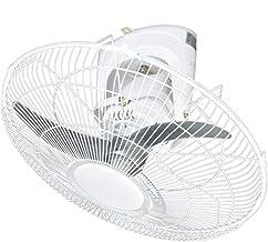 MAZHOONG FANS Ventilateur De 16 Pouces Rotation À 360 ° Ventilateur De Plafond Intérieur Utilisé Dans La Chambre, Le Salo...