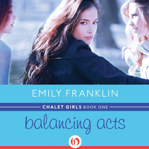 Balancing Acts audiobook cover art