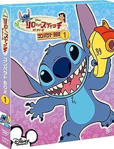 Disney - Lilo & Stitch The Series / Compact Box 1 (4DVDS) [Japan DVD] VWDS-5852