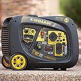 Firman W03083 3300/3000 Watt Remote Start Gas...