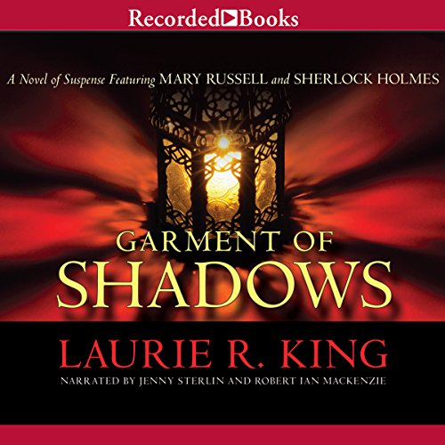 Garment of Shadows cover art