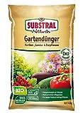 Für eine wirksame Ernährung ihrer Pflanzen ohne chemische Zusätze aus 100 Prozent natürlichen Inhaltsstoffen Natürlicher Volldünger für eine schonende, natürliche und lang anhaltende Düngung Ihrer Gartenpflanzen für bis zu 3 Monate Für alle Gartenkul...