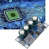 Convertidor de impulso DC-DC, fuente de alimentación de 60 W, módulo convertidor práctico estable 94% eficiencia de conversión para -40 ~ +85 ℃ protección de cortocircuito (12 V)