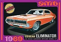 AMT 1/25 1969 マーキュリー クーガー エリミネーター(オレンジボディ)