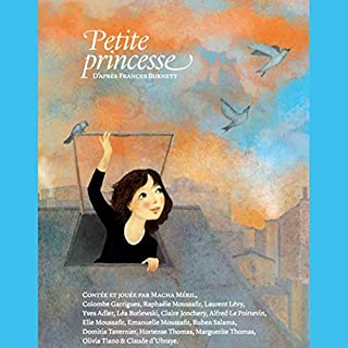 Couverture de Petite princesse