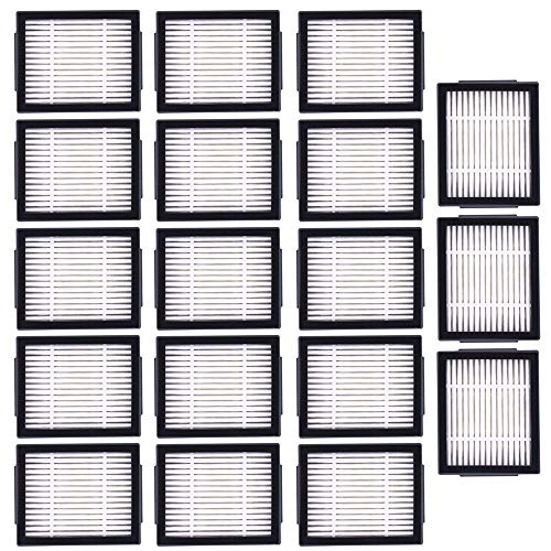 Neutop 18 Filters Replacement for iRobot Roomba e and i Series E5(5150) E6(6198) i3(3150) i3+(3550) i4(4150) i4+ i6 i6+(6550) i7(7150) i7+(7550) i8 i8+ Plus Robot Vacuums
