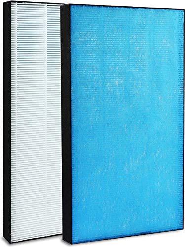 Amerzam 集じん フィルター ダイキン空気清浄機交換用 フィルター 静電HEPAフィルター 交換集塵フィルター 互換品 KAFP029A4