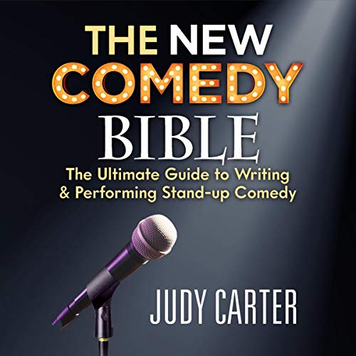 The New Comedy Bible cover art