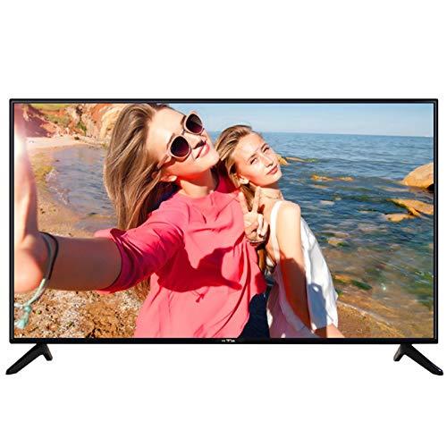 XZZ 4K HDR WiFi TV, LCD Smart TV De Pantalla Plana, Compatible con Interacción Multipantalla, 24 Pulgadas, 26 Pulgadas, 32 Pulgadas, 43 Pulgadas, 46 Pulgadas, 50 Pulgadas, 55 Pulgadas