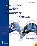 Macmillan English Grammar in Context: Intermediate / Student's Book with CD-ROM and Key: Student's Book. With Key