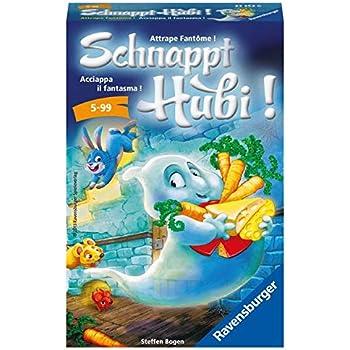 Lustige Kinderspiele Ravensburger Schnappt Hubi