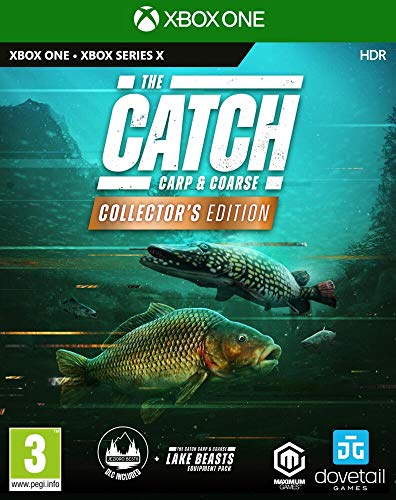 The Catch: Carp & Coarse - Collector's Edition (Xbox One)