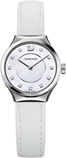 Swarovski Dreamy Quartz Crystal Mother of Pearl Dial Ladies Watch 5199946