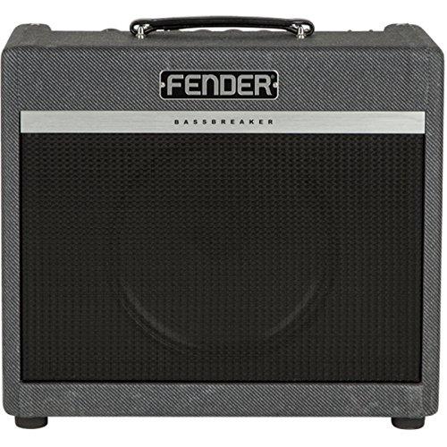 Fender Bassbreaker 15 Combo Guitar Amplifier
