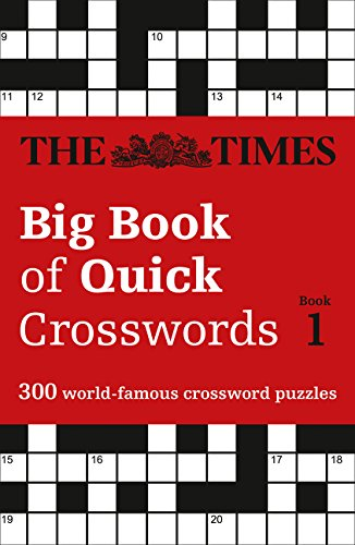 The Times Big Book of Quick Cros...