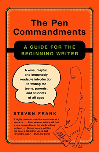 Price comparison product image The Pen Commandments: A Guide for the Beginning Writer