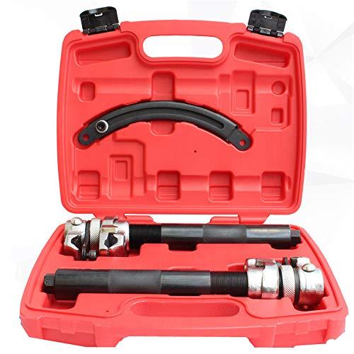 NOBGP Federspanner-Werkzeug, robuster Hochleistungs-Schraubenfederspanner, starker und langlebiger Federspanner für Auto-Stoßdämpfer